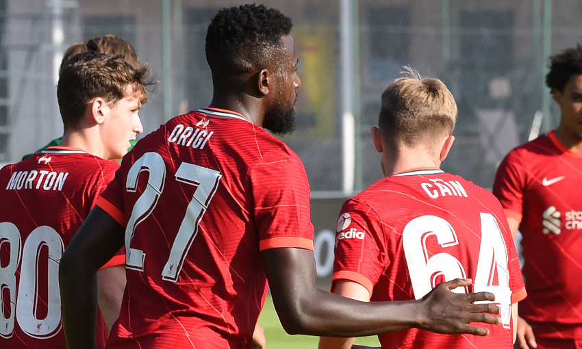 Reds play out draws with Wacker Innsbruck and Stuttgart in Austria