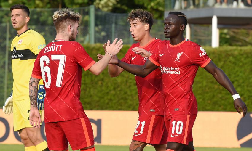 Liverpool v VfB Stuttgart - 20/7/2021