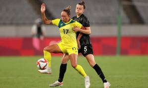 Defeat for Meikayla Moore's New Zealand in Olympics opener