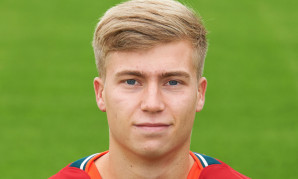 Bearne at the double as U23s hit five in friendly