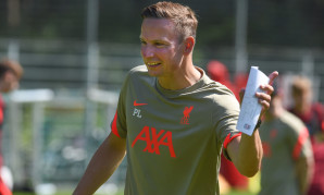 Pep Lijnders' diary: Kelleher's saves, Trent's shooting and a day at the lake