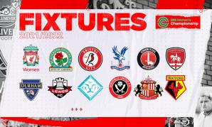 LFC Women's Championship fixture schedule revealed