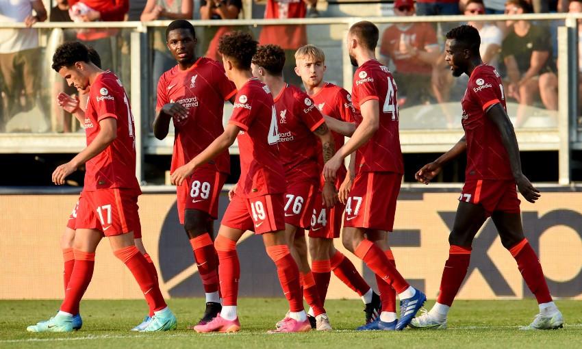 Liverpool 1-0 Mainz