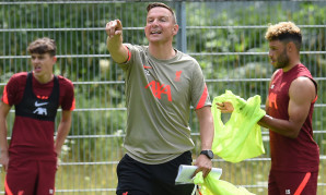 Pep Lijnders' training camp diary: Day 13, Mainz reflections, Robbo's target and more