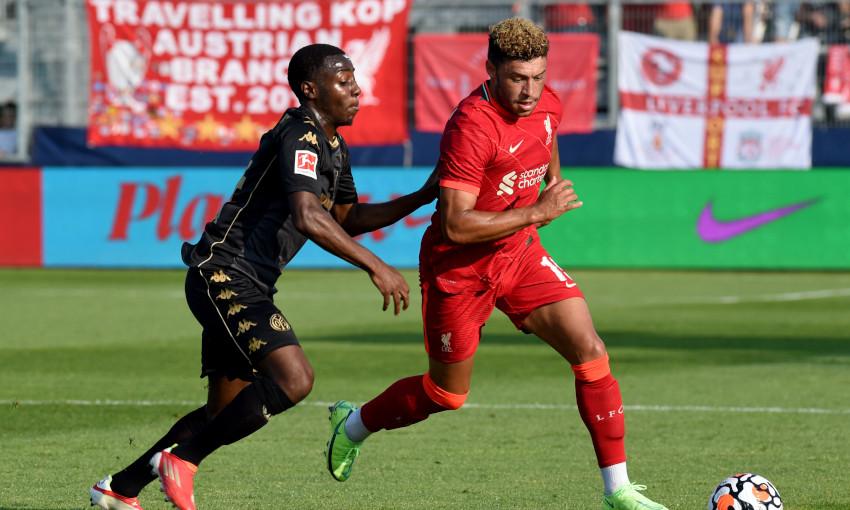 Liverpool v Mainz - 23/7/2021