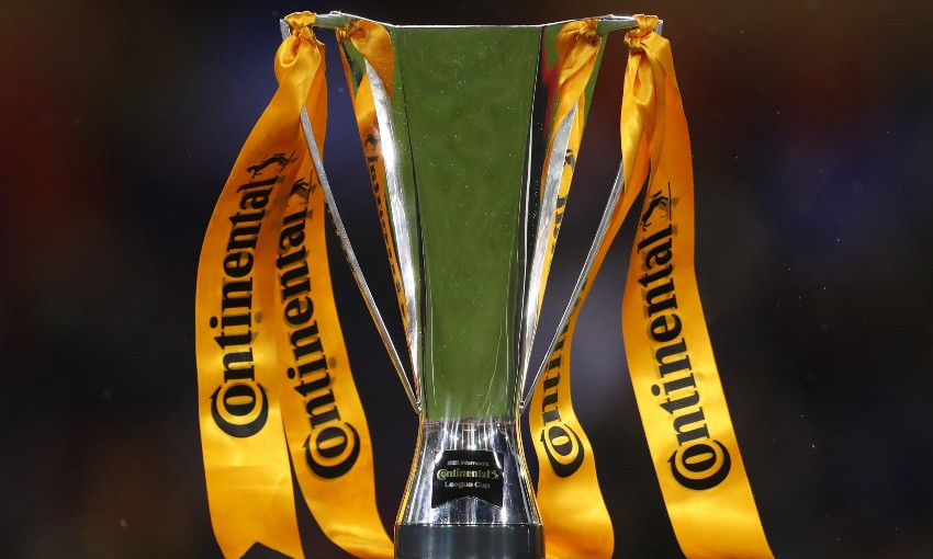 Continental Cup trophy