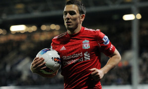 Stewart Downing of Liverpool FC