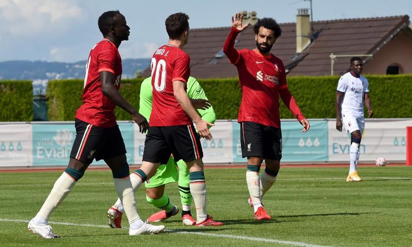 Liverpool v Bologna