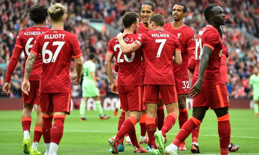 Liverpool v Athletic Club