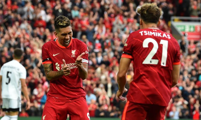 Liverpool v Osasuna - 9/8/2021