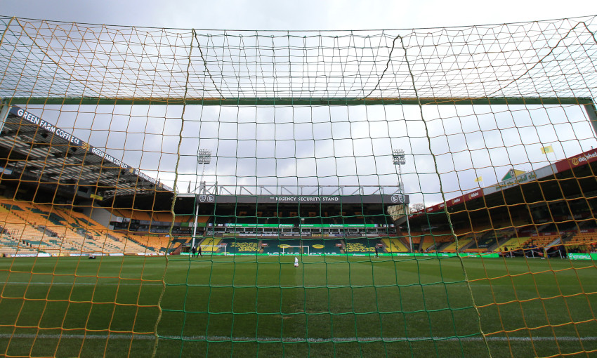 General view of Carrow Road