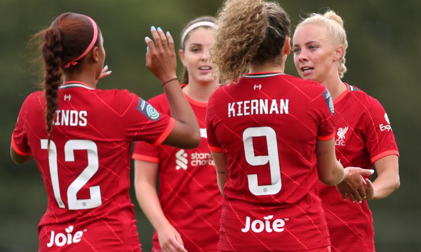 Liverpool FC Women v Celtic - 11/8/2021