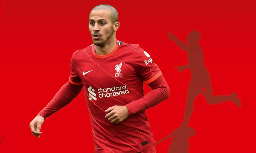Liverpool v Burnley matchday programme