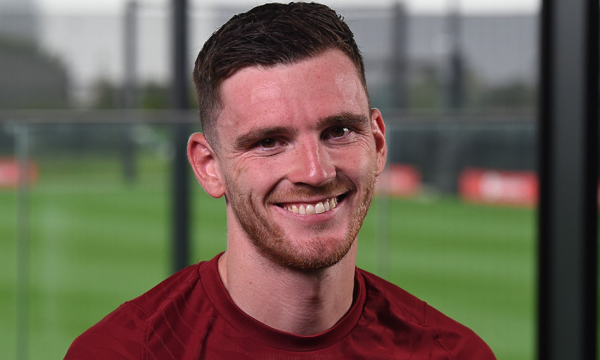 Andy Robertson signs new contract with LiverpoolFC