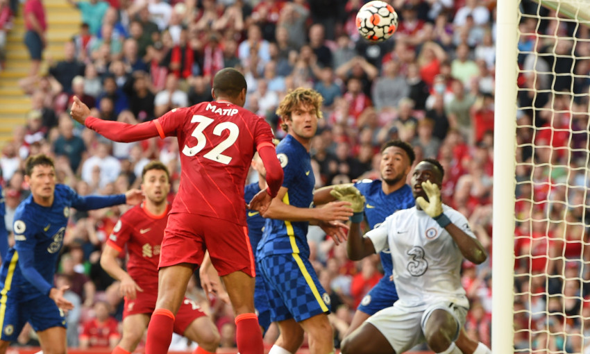Liverpool v Chelsea - 28/8/2021