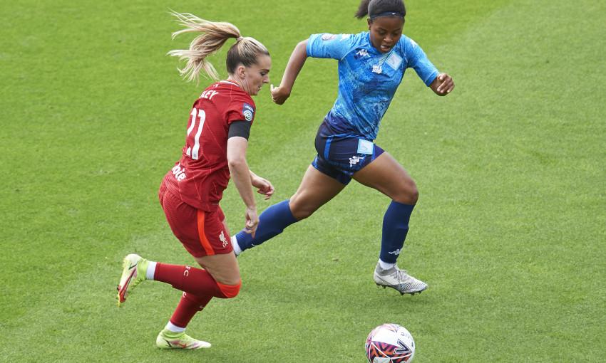 Liverpool FC Women v London City Lionesses - 29/8/2021