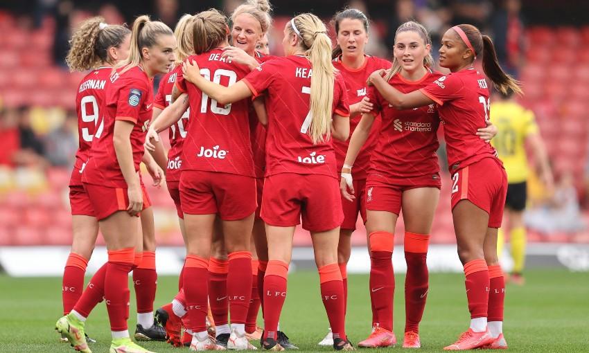 Liverpool FC Women v Watford