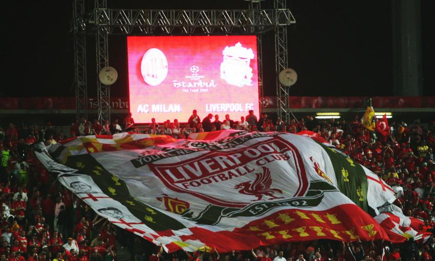 Liverpool v AC Milan, Istanbul 2005