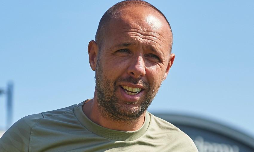 Barry Lewtas, Liverpool U23s coach
