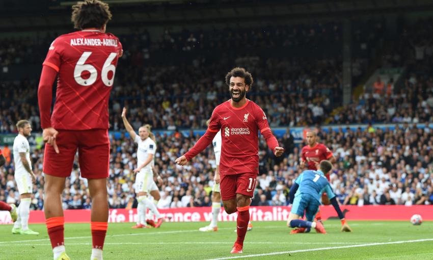 Leeds United v Liverpool - 12/9/2021