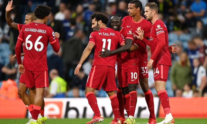 Leeds United 0-3 Liverpool