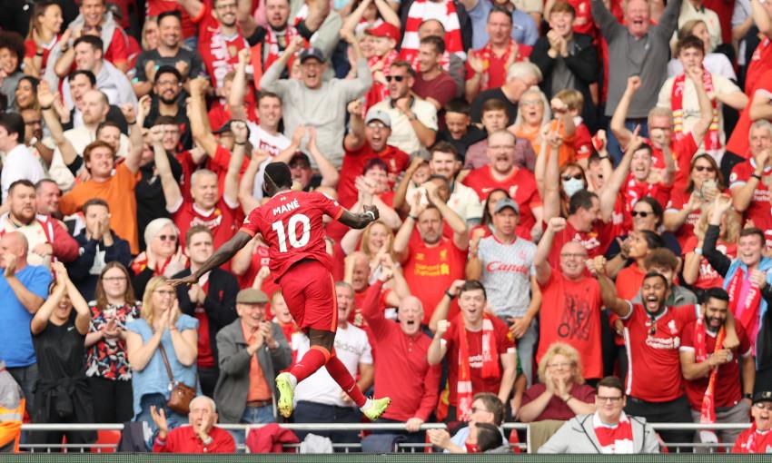 Liverpool v Crystal Palace - 18/9/2021