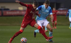 Liverpool U18s v Derby County - 21/9/2021