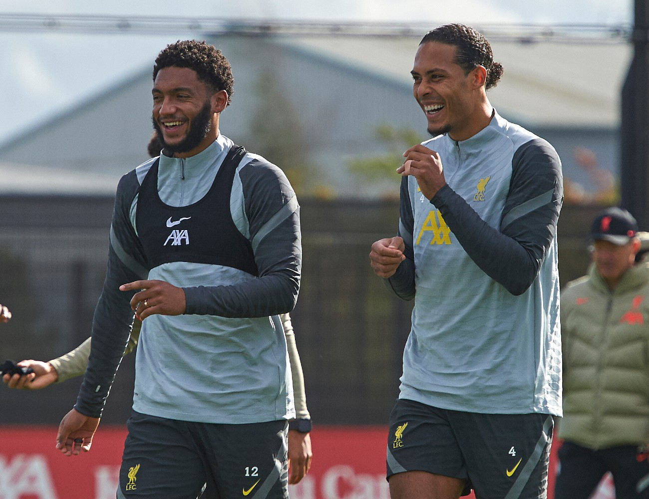 Training photos: Reds prepare for Porto trip in Champions League -  Liverpool FC