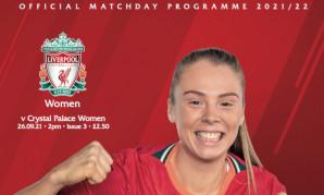 LIVERPOOL FC WOMEN PROGRAMME