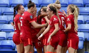 Liverpool FC Women v Crystal Palace