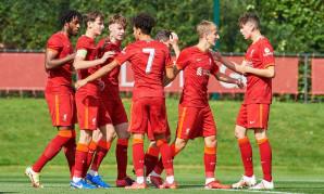 Liverpool 1-0 AC Milan, UEFA Youth League
