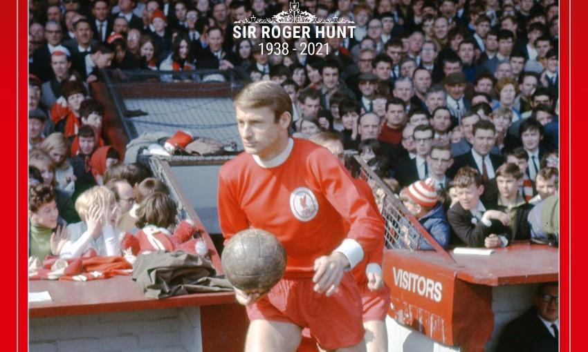 Liverpool v Manchester City programme