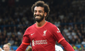 Mo Salah named PFA Fans' Player of the Month for September