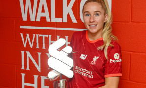 Missy Bo Kearns wins Standard Chartered Women's Player of the Month