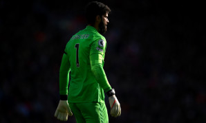 Alisson and Fabinho set to miss Reds' trip to Watford