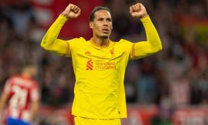 Virgil van Dijk of Liverpool FC