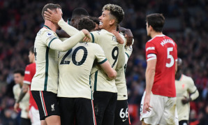 Manchester United 0-5 Liverpool
