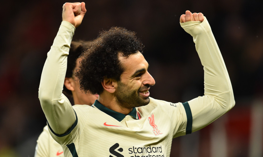 Watch highlights: Manchester United 0-5 Liverpool - Liverpool FC