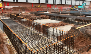 Anfield Road Stand expansion