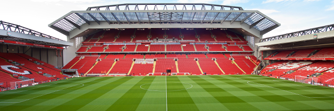 Liverpool Stadium Tour Dates