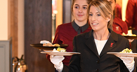 2017/18 SEASONAL HOSPITALITY ENQUIRIES