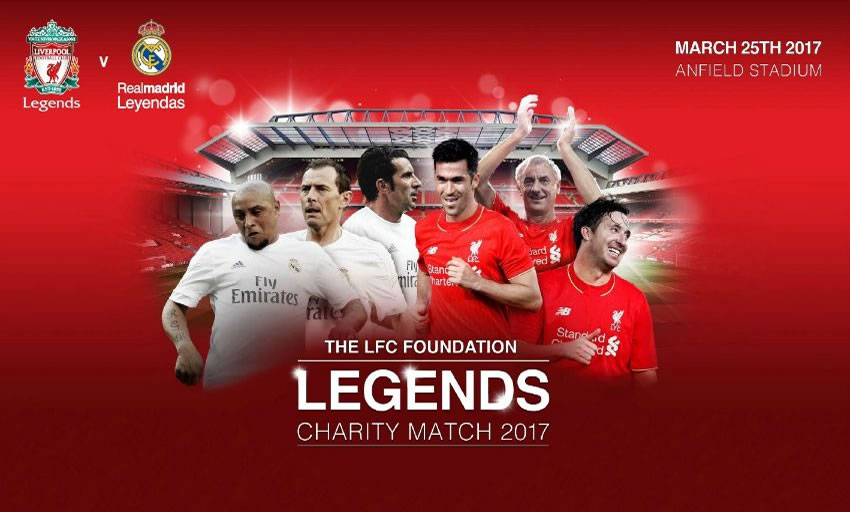 LFC Legends Charity Match