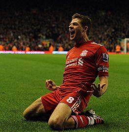Steven Gerrard profile image