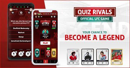 LFC Quiz Rivals