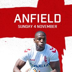 INTERNATIONAL RUGBY LEAGUE SERIES 2018 – SUNDAY 4 NOVEMBER image