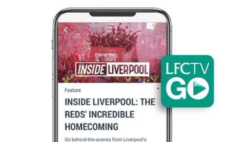 LFCTV GO Official App