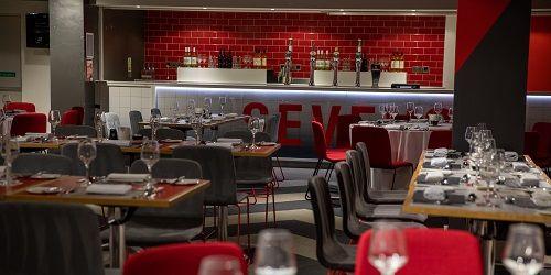 Sevens lounge