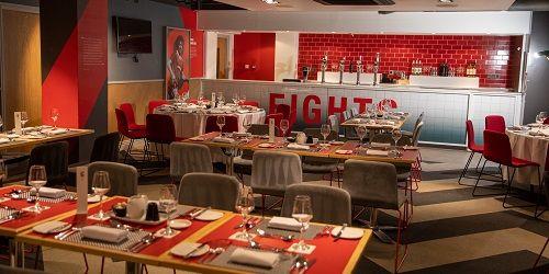 Eights lounge