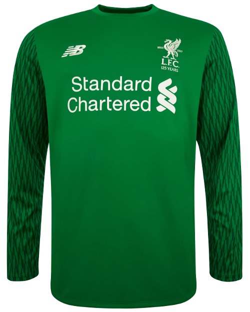 0f57337d4 Revealed  LFC s 125th anniversary home kit for 2017-18 - Liverpool FC