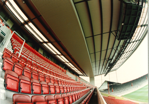 A Short History Of The New Kenny Dalglish Stand Liverpool Fc